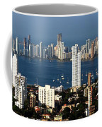 Cartegena Colombia Coffee Mug