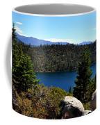 Cascade Lake Coffee Mug