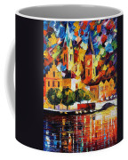 Castle By The River Coffee Mug