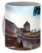Castle Eilean Scotland Coffee Mug