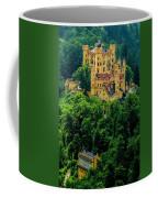 Castle Hohenschwangau Coffee Mug