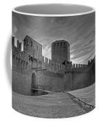 Castle Coffee Mug by Joana Kruse