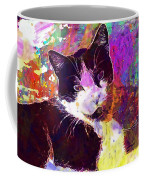 Cat Feline Pet Animal Cute  Coffee Mug