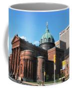 Cathedral Basilica Of Saints Peter And Paul Philadelphia Coffee Mug