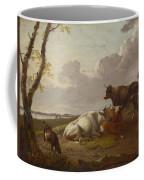 Cattle Coffee Mug