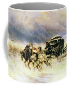 Caught In A Storm Coffee Mug