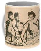 Celebrity Etchings - One Direction   Coffee Mug