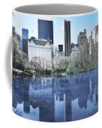 Central Park In New York City Coffee Mug