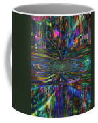 Central Swirl Coffee Mug