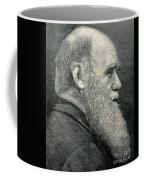 Charles Darwin, English Naturalist Coffee Mug