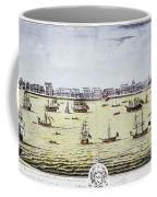 Charleston, S.c., 1739 Coffee Mug