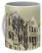 Charleston Style Houses Coffee Mug