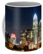 Charlotte Skylilne At Night Coffee Mug