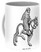 Chaucer: The Man Of Law Coffee Mug