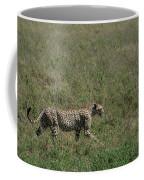Cheetah On The Serengeti Coffee Mug