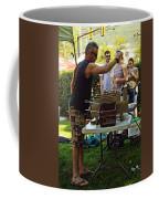 Chef Cooking Coffee Mug