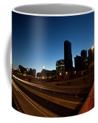 Chicago Skyline At Dawn Coffee Mug