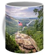 Chimney Rock State Park Coffee Mug