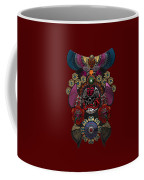 Chinese Masks - Large Masks Series - The Demon Coffee Mug
