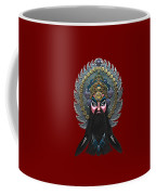 Chinese Masks - Large Masks Series - The Emperor Coffee Mug