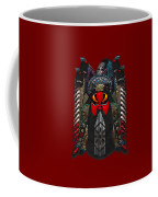Chinese Masks - Large Masks Series - The Red Face Coffee Mug