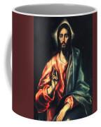 Christ As Saviour Coffee Mug