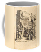 Christ Before Caiaphas Coffee Mug