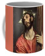 Christ Carrying The Cross Coffee Mug