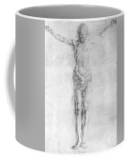 Christ On The Cross Coffee Mug