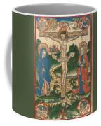 Christ On The Cross Coffee Mug