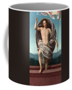 Christ Rising From The Tomb Coffee Mug