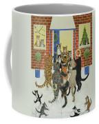 Christmas Carols Coffee Mug