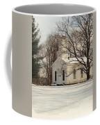 Christmas Church Coffee Mug