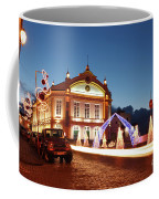 Christmas In Ribeira Grande Coffee Mug