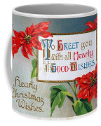 Christmas Postcard Coffee Mug