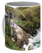Church Cove Cornwall Coffee Mug