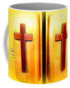 Church Doors Coffee Mug