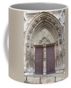 Church Entrance Coffee Mug