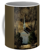 Church In The Garden Coffee Mug