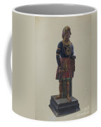 Cigar Store Indian Coffee Mug