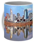 Cincinnati Reflects Coffee Mug