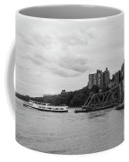 Circle Line Coffee Mug