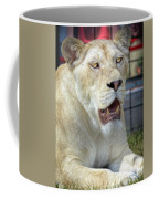 Circus Lion Coffee Mug
