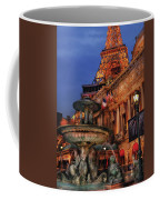 City - Vegas - Paris - Academie Nationale - Panorama Coffee Mug