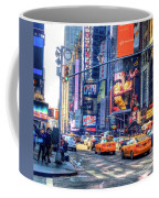 City Life Coffee Mug