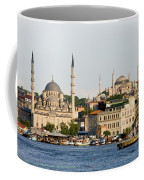 City Of Istanbul Coffee Mug