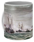Civil War: Naval Battle Coffee Mug