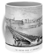 Civil War: Pontoon Bridge Coffee Mug