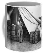 Civil War Soldier Coffee Mug