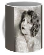 Clara Bow Vintage Hollywood Actress Coffee Mug